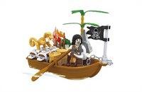 """Конструктор """"пираты"""" (62 детали), AUSINI"""