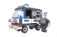 """Конструктор """"полиция"""" (58 деталей), AUSINI"""
