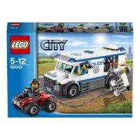 """Конструктор lego """"автомобиль для перевозки заключённых"""", LEGO (Лего)"""