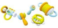 Набор погремушек - музыкальных инструментов, 5 штук, Smoby (Смоби)