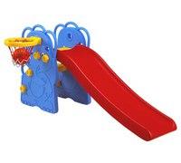 """Горка """"слон"""" с баскетбольным кольцом, Edu-Play"""
