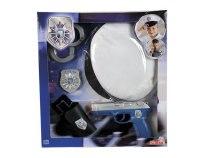 Полицейский набор (фуражка, пистолет, рация, жетон, наручники), Simba (Симба)
