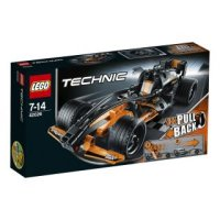 """Конструктор lego """"техник. чёрный гоночный автомобиль"""", LEGO (Лего)"""