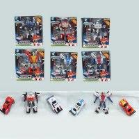 "Трансформер робот ""swat forces"" (6 видов), Shenzhen Jingyitian Trade Co., Ltd."