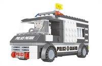 """Конструктор """"полиция"""" (146 деталей), AUSINI"""