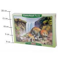 """Пазлы """"динозавры-1"""" (260 деталей) (b-26593), Castorland"""