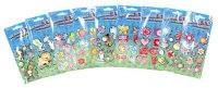 """Наклейка для декора 3d """"сердечки+бабочки+животные"""", 12 дизайнов, Silwerhof"""