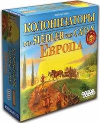 """Настольная игра """"колонизаторы. европа"""", Hobby games"""