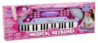 "Синтезатор ""musical keyboard"", Ss music"
