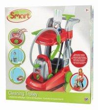 """Набор для уборки с тележкой """"smart"""", Halsall Toys Internationals"""