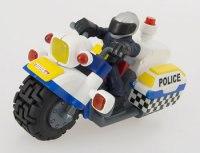 """Набор """"полицейский мотоцикл"""", Halsall Toys Internationals"""