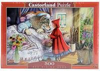 """Пазл """"красная шапочка"""", 500 деталей, Castorland"""
