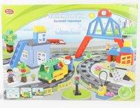 """Конструктор """"умная стройка. грузовой терминал"""", Play Smart (Joy Toy)"""