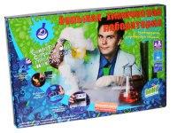 """Набор """"большая химическая лаборатория"""" (80 опытов), Юный Химик"""