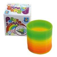 """Пружинка """"радуга-дуга"""", 6,4 см, 1 Toy"""