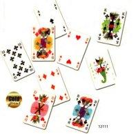 Игральные карты с мотивами розины вахтмайстер, Fridolin