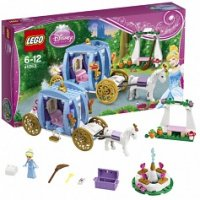 """Конструктор lego """"заколдованная карета золушки"""", LEGO (Лего)"""