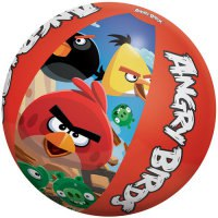 Надувной мяч angry birds, 51 см, Bestway