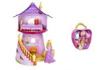 """Набор в сумочке с мини-куклой """"disney принцесса - принцесса и 2 дополнительных наряда и набор с мини-куклой disney принцесса - з, Mattel (Маттел)"""
