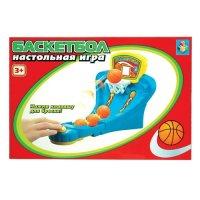 "Игра настольная ""баскетбол"", 1 Toy"