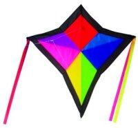 """Воздушный змей """"многоцвет"""" (82х88 см), От винта!"""