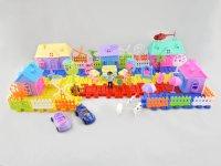 """Игра-конструктор """"мой маленький мир"""", 130 деталей, 1 Toy"""