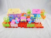 """Игра-конструктор """"мой маленький мир"""", 68 деталей, 1 Toy"""