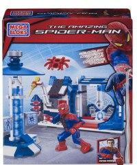 """Игровой набор """"человек-паук"""", Mega Brands (Mega Bloks)"""