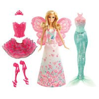 Barbie. кукла со сказочными нарядами, Mattel (Маттел)