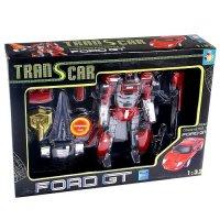 """Робот-трансформер """"transcar. ford gt"""", 1 Toy"""