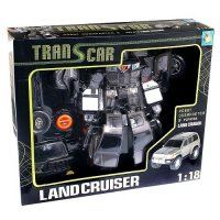 "Робот-трансформер ""transcar. toyota land cruiser"", 1 Toy"