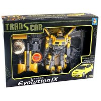 """Робот-трансформер """"transcar. lancer evolution ix"""", 1 Toy"""
