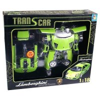 "Робот-трансформер ""transcar. lamborghini"", 1 Toy"
