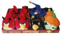 Мягкая игрушка  halloween, со звуком, 12 см, Angry Birds