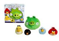 """Игра  """"свинья и 4 птицы"""", Angry Birds"""