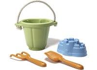 Набор для песочницы, зеленый, GreenToys