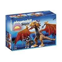 """Игровой набор """"огненный дракон"""", Playmobil (Плэймобил)"""