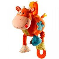 """Музыкальная игрушка """"корова вики"""", Lilliputiens"""