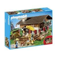 """Игровой набор """"дом в горах"""", Playmobil (Плэймобил)"""