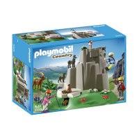 """Игровой набор """"скалолазы и горные животные"""", Playmobil (Плэймобил)"""
