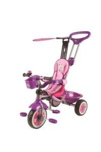 """Трехколесный велосипед в. disney """"минни маус"""", фиолетовый, Mickey Mouse"""