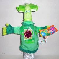 """Мягкая игрушка """"кукла на руку. папус"""", 25 см, Мульти-Пульти"""