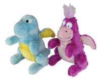 "Мягкая игрушка ""дракон"", 20 см, 1 Toy"
