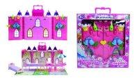 """Замок для кукол """"красотка. колокольчик"""", с мебелью (29 деталей), 1 Toy"""