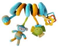 """Развивающая игрушка-подвеска """"обезьянка"""", Жирафики"""