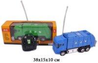 """Машина на радиоуправлении """"мусоровоз"""", 4 канала, Shantou Gepai"""