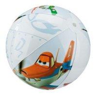 """Надувной мяч """"самолеты"""", 61 см, Intex (Интекс)"""