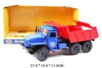 """Машина инерционная """"грузовик строй авто"""", Shantou Gepai"""