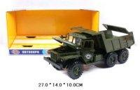 """Машина инерционная """"грузовик военный"""", Shantou Gepai"""