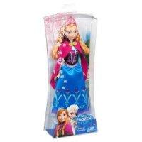"""Кукла """"анна"""", героиня мультфильма """"холодное сердце"""", Mattel (Маттел)"""